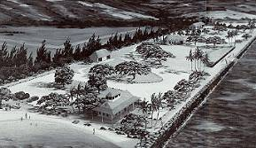 Artist Harry Wishard's vision of Kawaihae's Cultural Surf Park